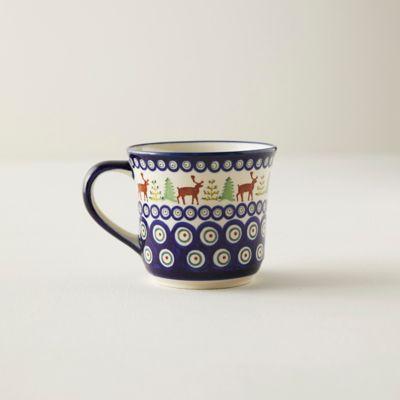 Reindeer Ceramic Mug