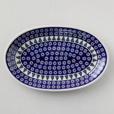 Nordic Star + Snowflake Serving Platter