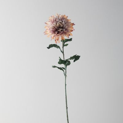 Faux Chrysanthemum Stem