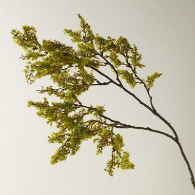 Faux Moss Twig