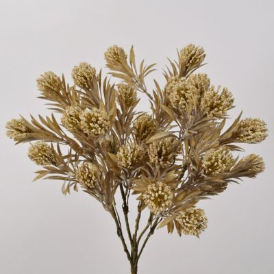 Faux Queen Anne's Lace Spray
