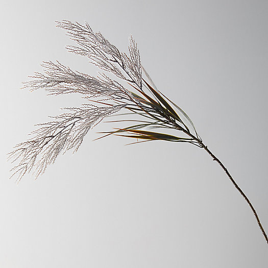 View larger image of Faux Grass Plume
