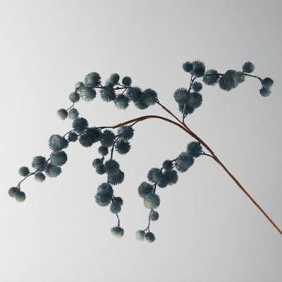 Faux Blue Chestnut Stem