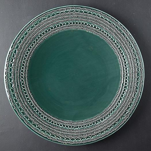 View larger image of Decorative Edge Serving Platter