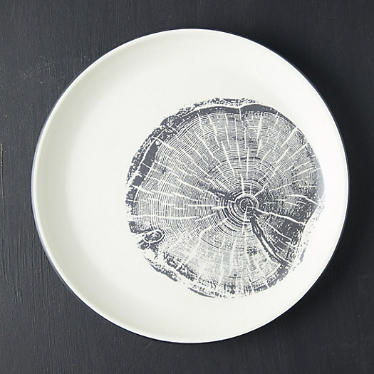 View larger image of Tree Ring Oversized Serving Platter