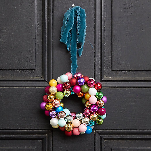 View larger image of Mini Ornament Wreath
