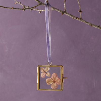 Square Frame Ornament