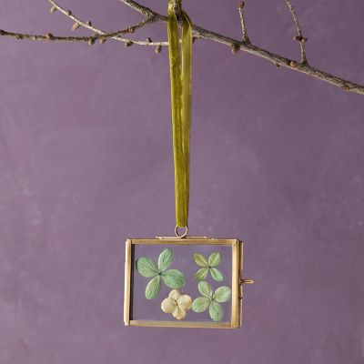 Rectangle Frame Ornament
