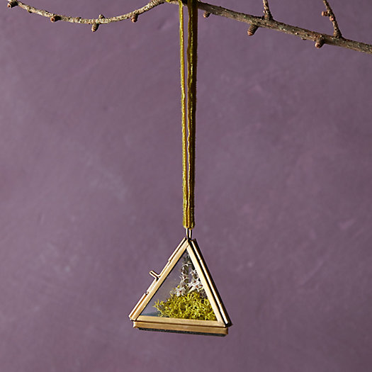 View larger image of Triangle Lantern Ornament