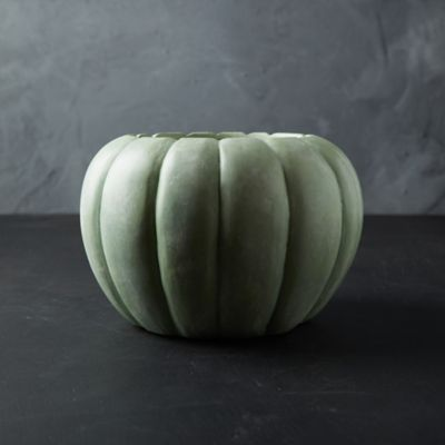 Ceramic Pumpkin Planter