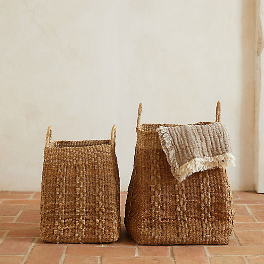 View larger image of Woven Abaca Basket