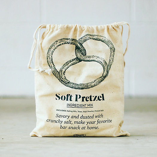 View larger image of Soft Pretzel Baking Kit