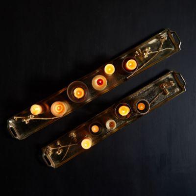 Decorative Gold Tray