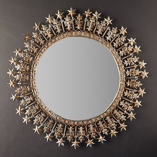 View larger image of Starry Crown Mirror