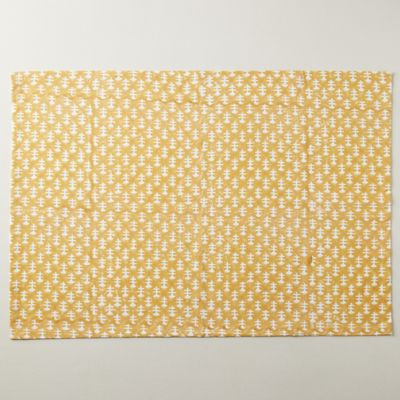 Golden Geo Table Linen Collection