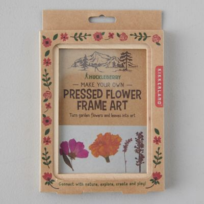 Pressed Flower Frame Kit