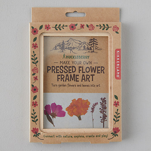 View larger image of Pressed Flower Frame Kit