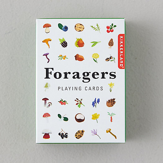 View larger image of Foragers Card Game