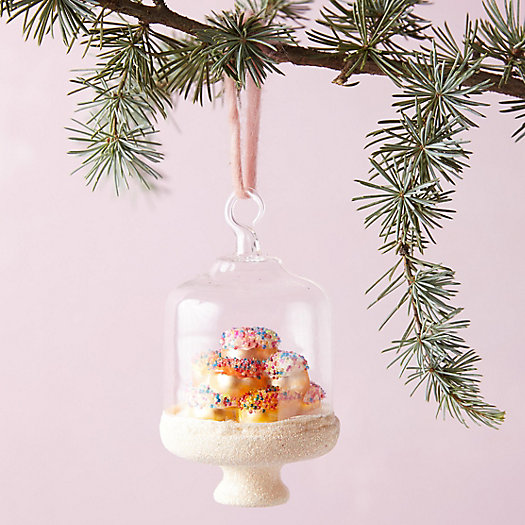 View larger image of Doughnut Display Glass Ornament