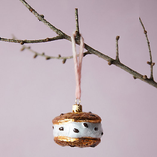 View larger image of Ice Cream Sandwich Glass Ornament