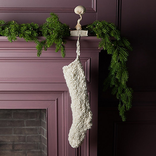View larger image of Chunky Knit Wool Stocking