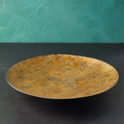 Blackened Gold Presentation Tray
