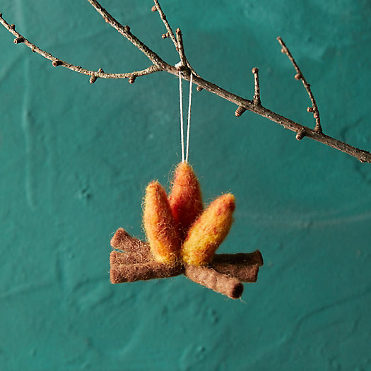 View larger image of Campfire Felt Ornament