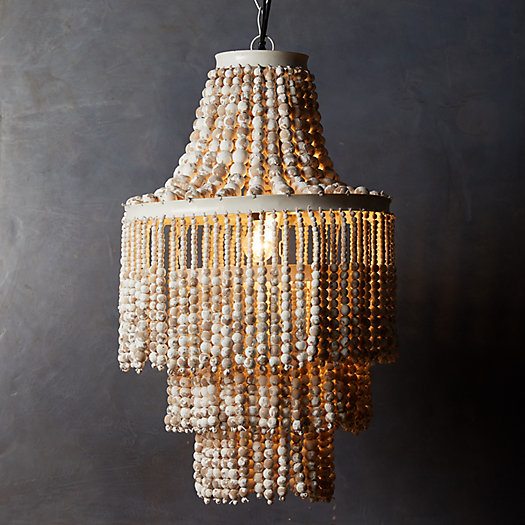 View larger image of Beaded Chandelier