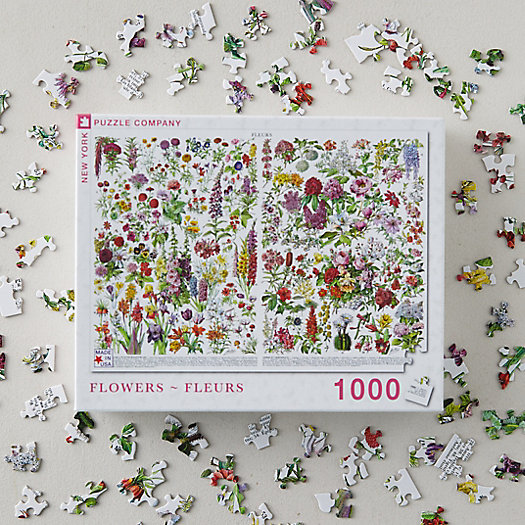 View larger image of Flower Garden Puzzle