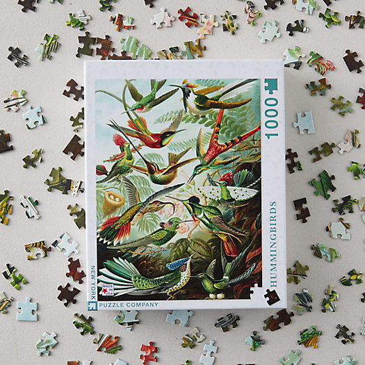 View larger image of Hummingbirds Puzzle