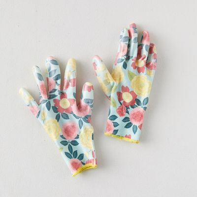 Heirloom Garden Weeder Gloves