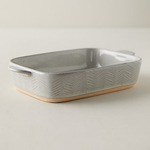 View larger image of Low Stoneware Baking Dish
