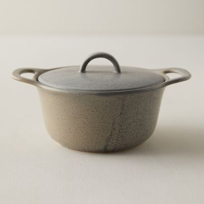 Stoneware Baking Dish with Lid
