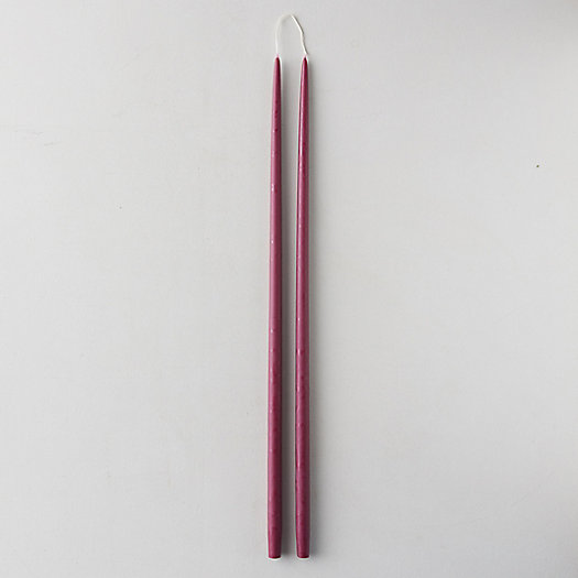 "View larger image of Tall Taper Candles, 30"" Set of 2"
