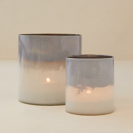 View larger image of Ombre Ocean Votives, Set of 2