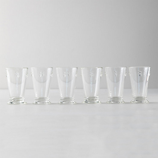 View larger image of Bee Highball Glasses, Set of 6