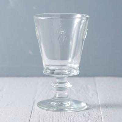 Bee Wine Glasses, Set of 6