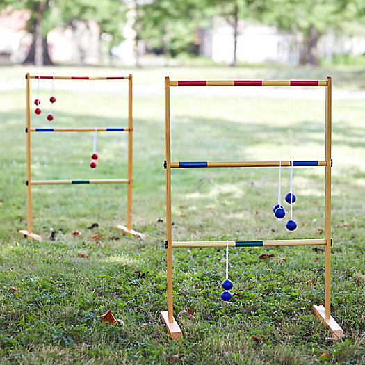 View larger image of Oversized Ladder Toss Yard Game