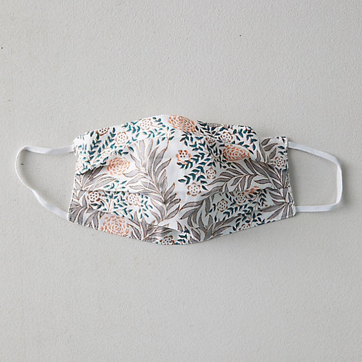 View larger image of Reusable Block Print Cloth Face Mask, Adult