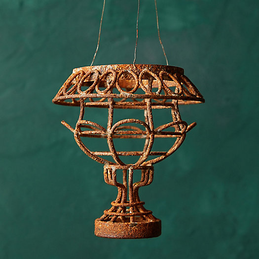 View larger image of Iron Urn Vase Ornament