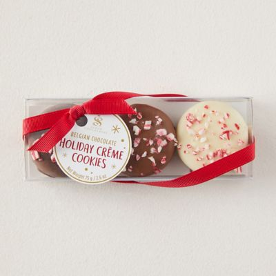 Holiday Creme Cookies, Set of 3