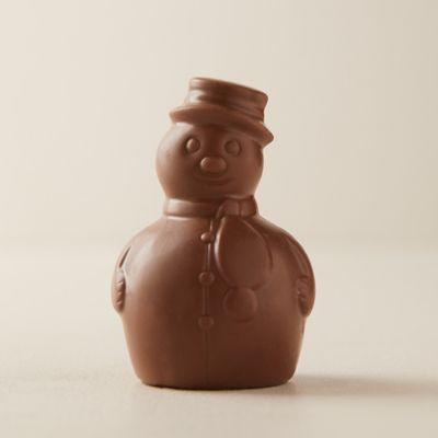 Melting Hot Chocolate Snowman