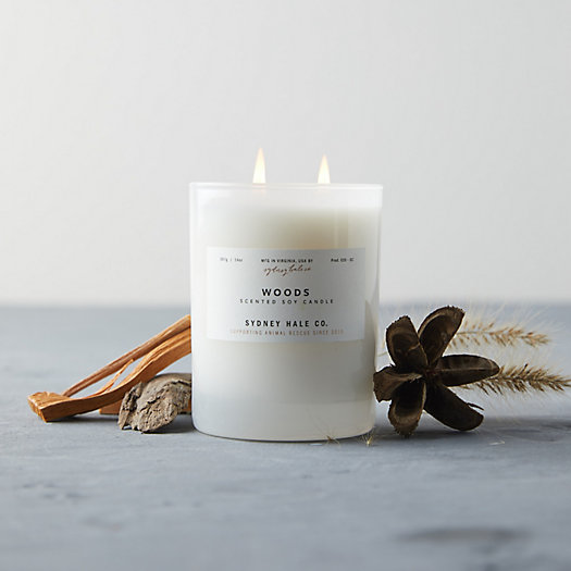 View larger image of Sydney Hale Candle, Woods