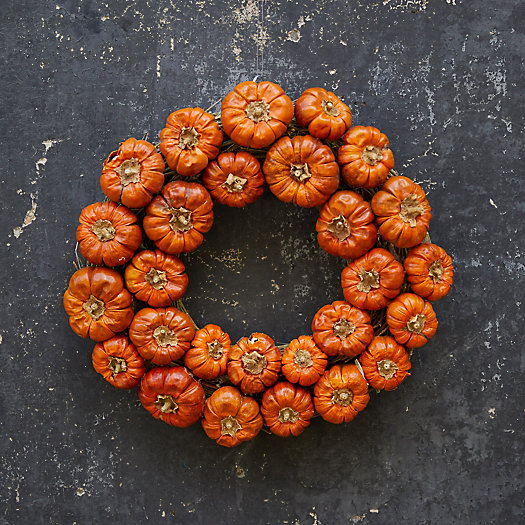 View larger image of Pumpino Double Circlet Wreath