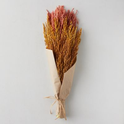 Harvest Hues Preserved Grass Bouquet