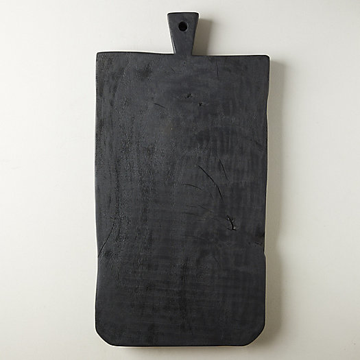 View larger image of Oversized Rectangle Wood Serving Board