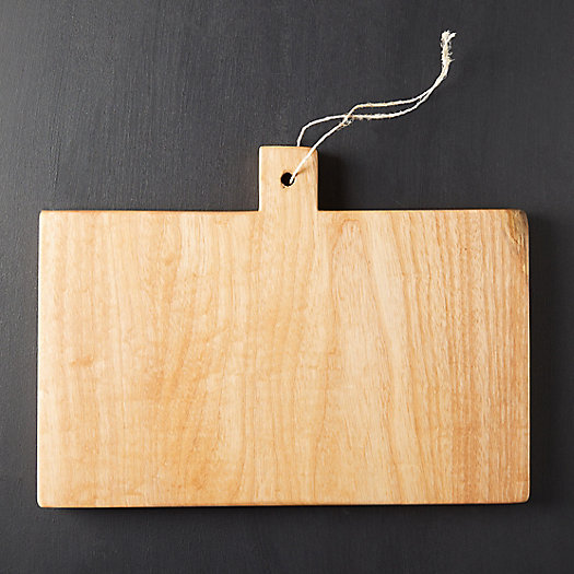 View larger image of Square Wood Serving Board