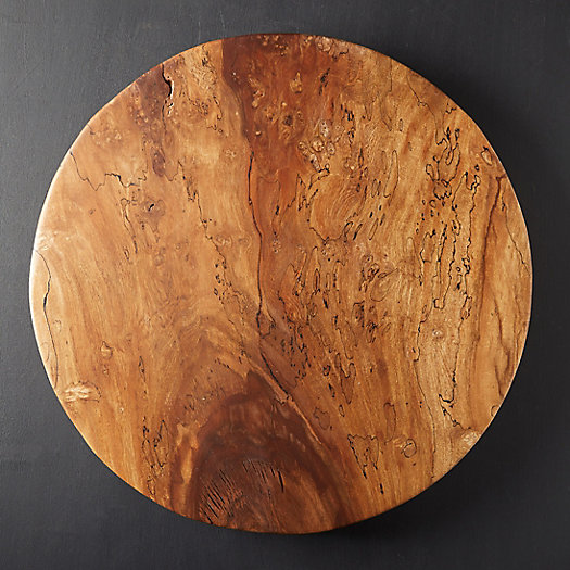 View larger image of Wood Lazy Susan