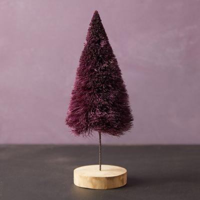 """Brush Tree, 12"""""""