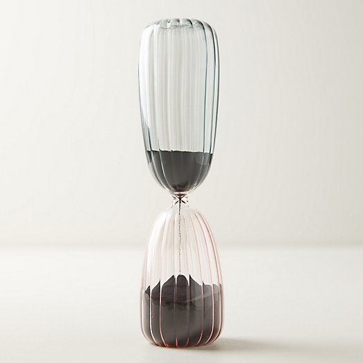 View larger image of Fluted Hourglass, Pink